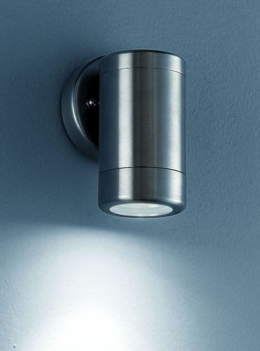 Franklite EXT6545 Stainless Steel 316 Wall Light